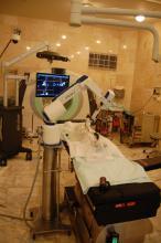 Отработка технологии введения игл Джамшиди с помощью манипулятора «РММ-2»