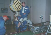 Подготовка комплекса МРК-25 «КУЗНЕЧИК» к работе