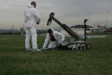 Установка дополнительного оборудования на МРК-27